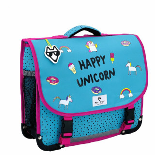 Pol Fox Bagable 35cm Happy Unicorn