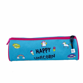 Pol Fox Trousse Ronde Happy Unicorn