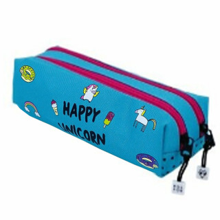 Pol Fox Trousse Double Happy Unicorn