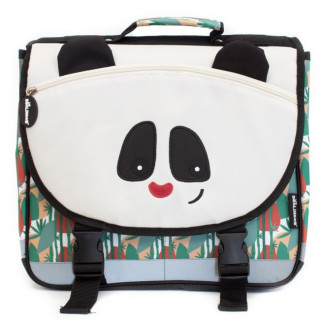 Les Deglingos Cartable 35cm Rototos The Panda