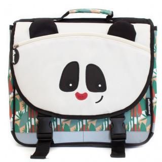 Les Deglingos Cartable 35cm Rototos Le Panda