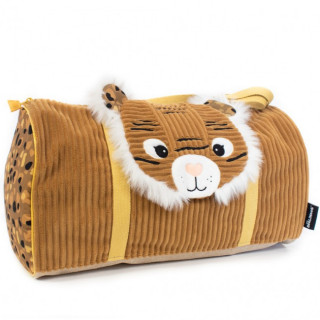 Les Deglingos Bag Weekend Speculos the Tiger