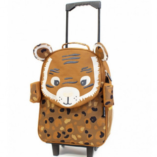 Les Deglingos Roulette Bag and Clothing Speculos the Tiger