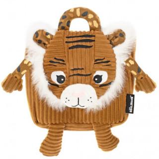 Les Deglingos Sac à Doudou Cartable Speculos le Tigre