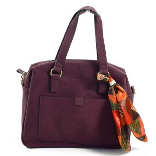"Farfouillette Bag Computer 13"" RV9001 Bordeaux"