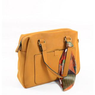 """Farfouillette Bag Computer 13"""" RV9001 Yellow"""