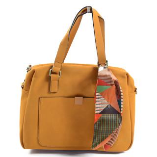 "Farfouillette 13"" Laptop Case RV9001 Yellow"