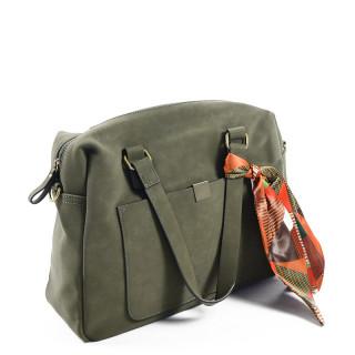 "Farfouillette Bag Computer 13"" RV9001 Kaki Green"