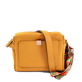 Farfouillette Sac Porté Travers RV9002 Jaune
