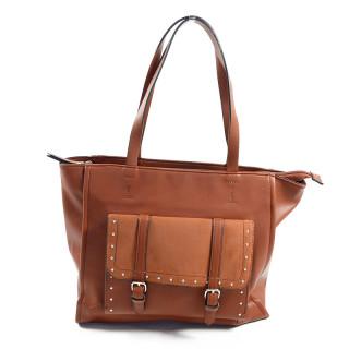 Farfouillette Tote Bag RV9101 Whisky