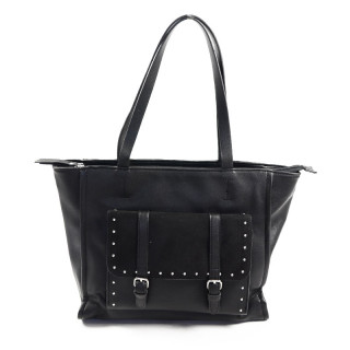 Farfouillette Sac Shopping RV9101 Noir