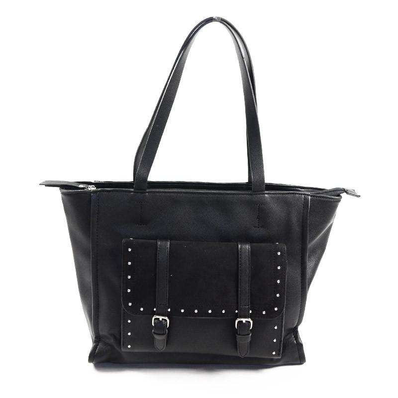 Farfouillette Sac Shopping RV9101 Noir
