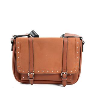 Farfouillette messenger Bag RV9102 Whisky