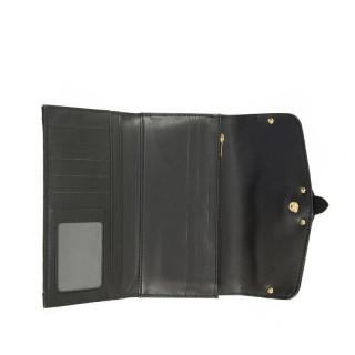 Farfouillette Portefeuille Tout-en-un RV9120-1297 Noir