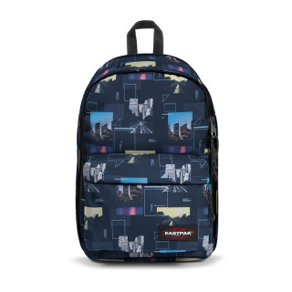 Eastpak Back To Work Authentic Backpack c55 Shapes Blue