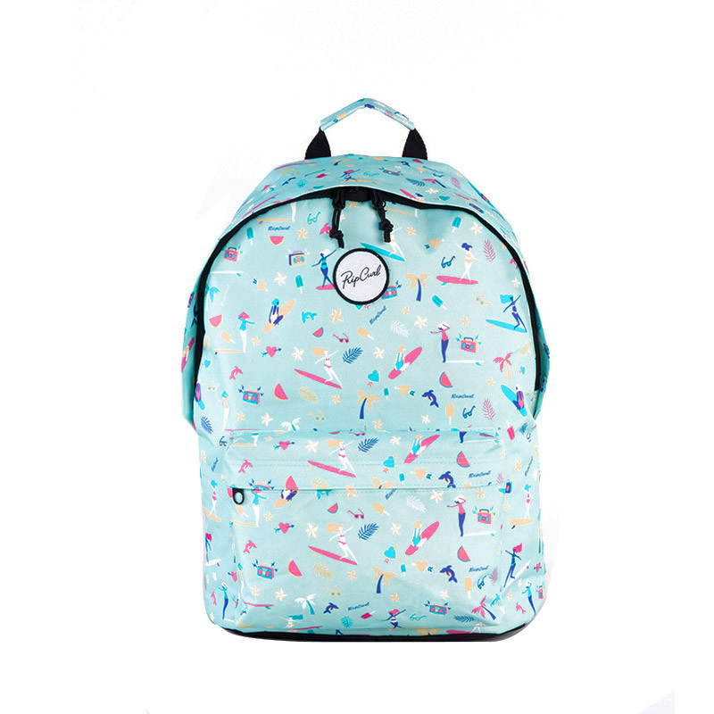 Rip Curl Back To School Dome Backpack Summer Love Navy