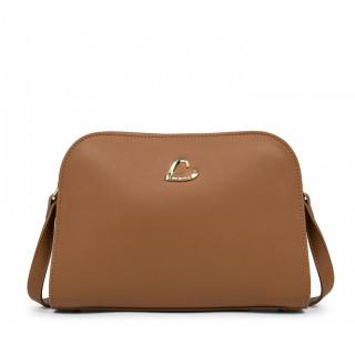 Lancaster City Philos Crossbody Bag 523-79 Hazelnut