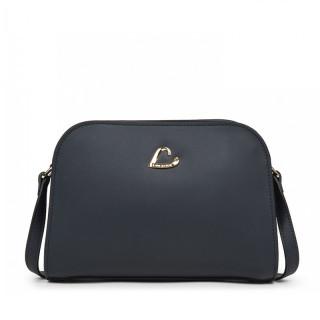 Lancaster City Philos Crossbody Bag 523-79 Dark Blue
