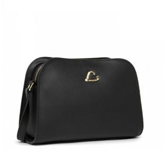 Lancaster City Philos Crossbody Bag 523-79 Black