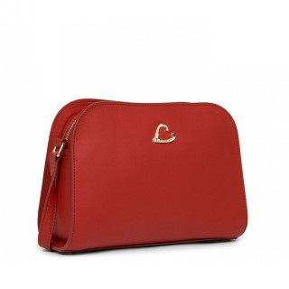 Lancaster City Philos Crossbody Bag 523-79 Red