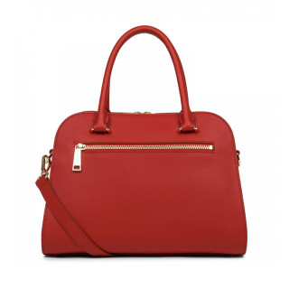 Lancaster City Philos Handbag 523-80 Red