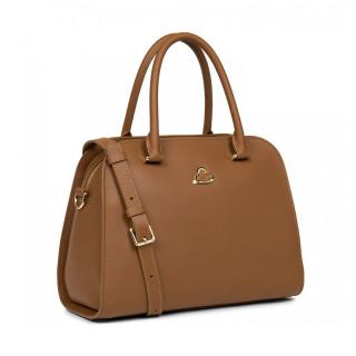 Lancaster City Philos Handbag 523-80 Hazelnut
