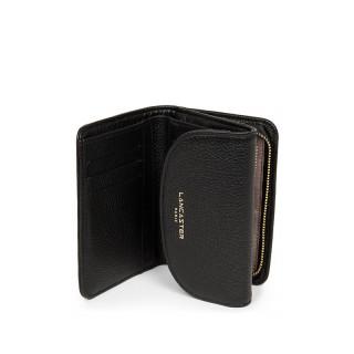 Lancaster Dune Wallet Back to Back 129-26 Black
