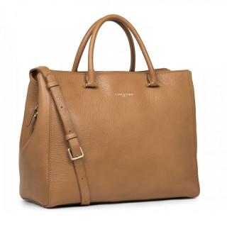 Lancaster Dune Shopping bag 529-52 Camel