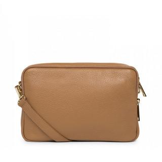 Lancaster Dune Crossbody Bag 529-59 Camel