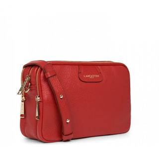 Lancaster Dune Crossbody Bag 529-59 Red