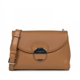 Lancaster Foulonne Pia Shoulder Bag 547-60 Camel
