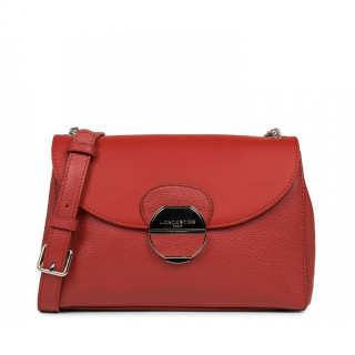 Lancaster Foulonne Pia Crossbody Bag 547-60 Red