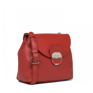 Lancaster Foulonne Pia Crossbody Bag 547-61 Red