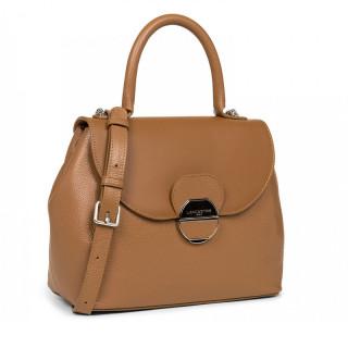 Lancaster Foulonne Pia Crossbody Bag 547-62 Camel