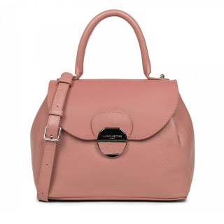 Lancaster Foulonne Pia Crossbody Bag 547-62 Pink Ashes