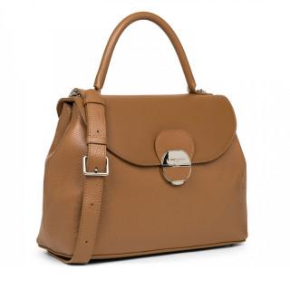 Lancaster Foulonne Pia Grand Handbag 547-63 Camel