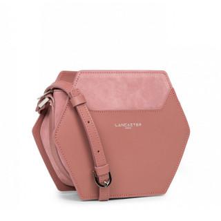 Lancaster Vendôme Ruche Petit Sac Trotteur 432-50 Pink Ashes