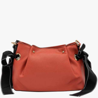 Lollipops Giulia Sac Bandoulière Ruban Orange Doré