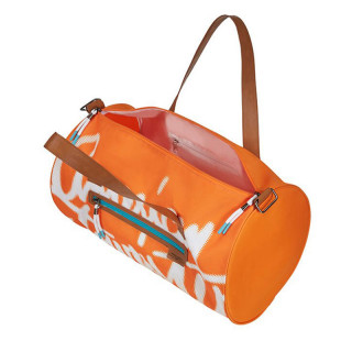 American Tourister Fun Limit Cabine Duffle Bag 45cm Funky Orange