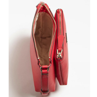 Guess Becca Sac Trotteur Double Zip Red