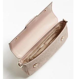 Guess Brightside Shoulder Bag and Clear Pink Pocket