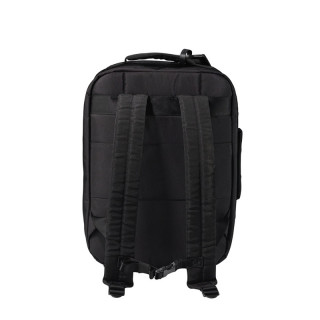 Jump Tanoma Flexible Black Cabin Travel Backpack
