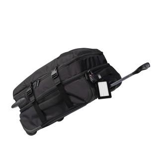 Jump Tanoma Wheeled Cabin Travel Bag Black