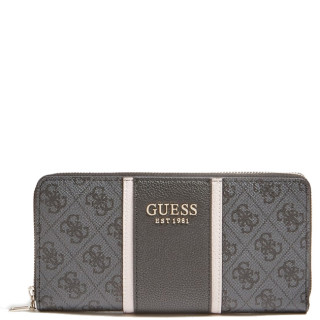 Guess Cathleen Compagnon Large Zip Around Coal