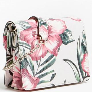 Guess Chic Shine Mini Sac bandoulière Fantaisie Floral