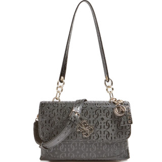 Guess Chic Shine Sac Épaule Black