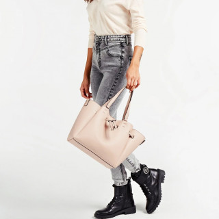 Guess Digital Sac A Main Dark Nude