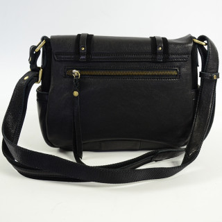 Mila Louise Bess Bi Band Sac Porté Travers Noir