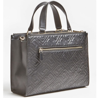 Guess Janay Sac A Main Capitonné Black