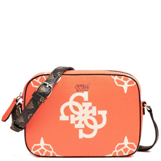 Guess Kamryn Sac Porté Travers Orange Multi